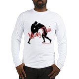 Muay Thai Long Sleeve T-Shirt