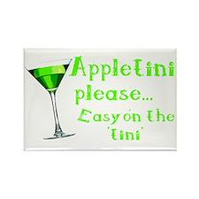 Appletini please... easy on the 'tini' Rectangle M