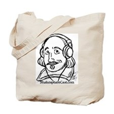 ShakespeareCast Tote Bag