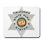 Calif State Ranger Mousepad