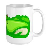 19th Hole Golf Mug
