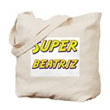 Super beatriz Tote Bag