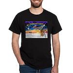 XmasSunrise/Bel Tervuren Dark T-Shirt