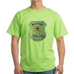 Fort Ord Military Police Green T-Shirt