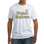 Kitchen Engineer Fitted T-Shirt