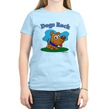 Dogs Rock T-Shirt