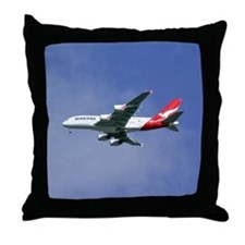 Funny Boyle Throw Pillow