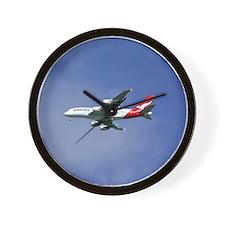 Unique Airplane pilot Wall Clock