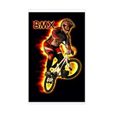 HSBMX680f Rectangle Decal