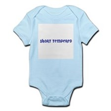 Short tempered Infant Creeper
