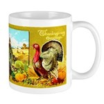 Thanksgiving Americana Mug