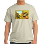 Thanksgiving Americana Light T-Shirt