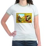 Thanksgiving Americana Jr. Ringer T-Shirt