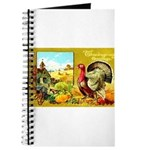 Thanksgiving Americana Journal
