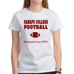 Ramapo Football Women's T-Shirt