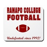 Ramapo Football Mousepad