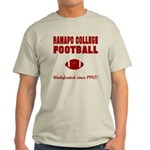 Ramapo Football Light T-Shirt