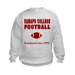 Ramapo Football Kids Sweatshirt