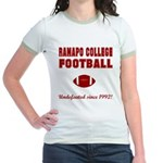 Ramapo Football Jr. Ringer T-Shirt