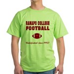 Ramapo Football Green T-Shirt