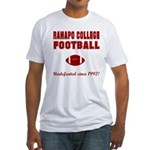 Ramapo Football Fitted T-Shirt