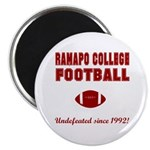 "Ramapo Football 2.25"" Magnet (100 pack)"