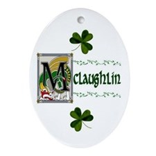 McLaughlin Celtic Dragon Keepsake Ornament