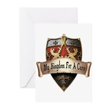 Kingdom For Cure Greeting Cards (Pk of 10)