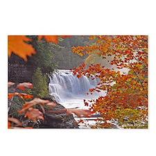 Letchworth Park Postcards (Package of 8)