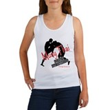 Muay Thai Solves Everything Women's Tank Top