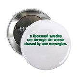 "A Thousand Swedes... 2.25"" Button"