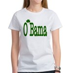 Irish For O'Bama Women's T-Shirt
