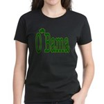 Irish For O'Bama Women's Dark T-Shirt