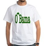 Irish For O'Bama White T-Shirt
