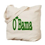Irish For O'Bama Tote Bag