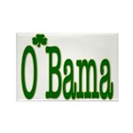 Irish For O'Bama Rectangle Magnet (100 pack)