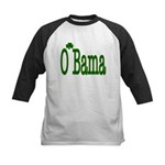 Irish For O'Bama Kids Baseball Jersey
