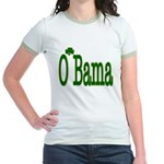 Irish For O'Bama Jr. Ringer T-Shirt