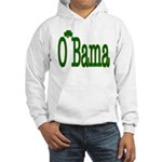 Irish For O'Bama Hooded Sweatshirt