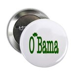 "Irish For O'Bama 2.25"" Button (10 pack)"