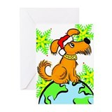 Paws on Earth Greeting Cards (Pk of 10)