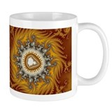 Mandelbrot fractal - Fur - Small Mug