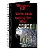 Helaine's Welcome OJ Journal
