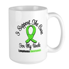 Lymphoma Cure (Uncle) Mug