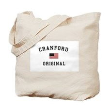 Cranford Flag T-shirts Tote Bag