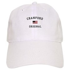 Cranford Flag T-shirts Baseball Cap