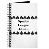League Admin Journal