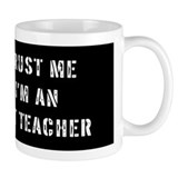 Art Teacher Gift Small Mugs