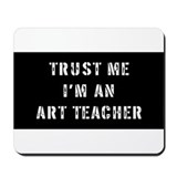 Art Teacher Gift Mousepad