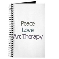 Art Therapist Gift Journal